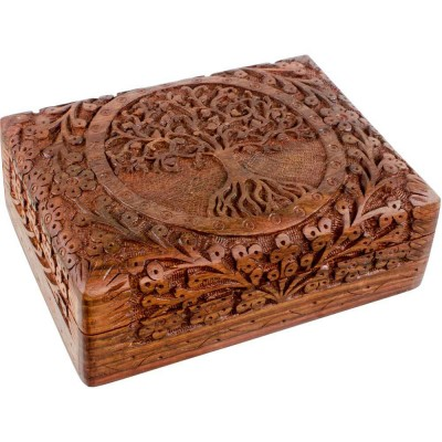 Wooden Box with..